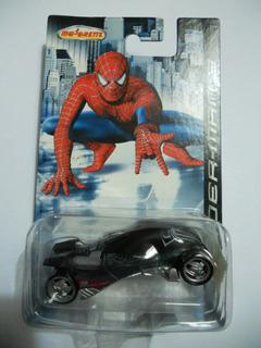 Spider Man 3 - Auto Hombre Araña Majorette 2006 - Gianmm