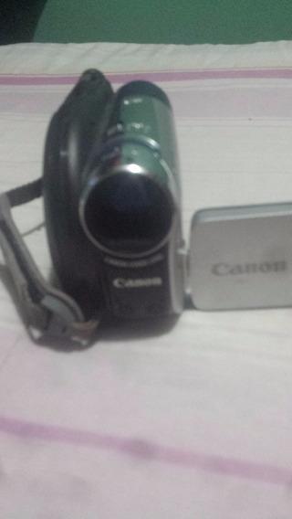 Camara Firmadoracanon Dc310 Videocámara Dvd Con 37x De Zoom