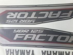 Adesivo Kit Faixa Factor 2012