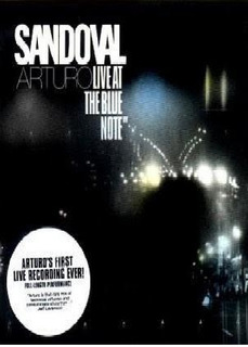Arturo Sandoval Live At The Blue Note Dvd