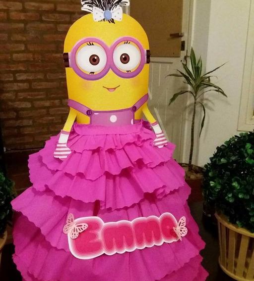 Piñata Minion Nena