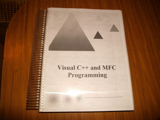 Programacion En Visual C++ Y Mfc (en Ingles)