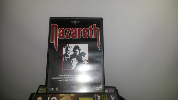 Dvd Original Nazareth Love Hurts