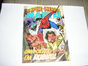 Super-herois Marvel Nº 16 Editora Rge Excelente Frete Grátis