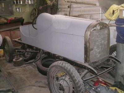 Ford A Baquet
