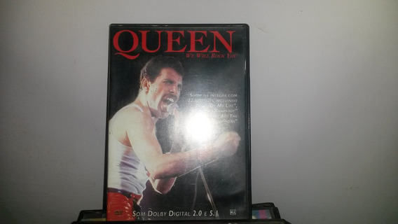 Dvd Original Queem