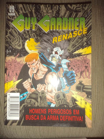 Lanterna Verde Guy Gardner Renasce Editora Abril R$ 3,99