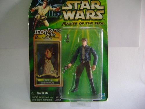 Imagen 1 de 5 de Nico Han Solo Bespin Capture Star Wars (sws 10)
