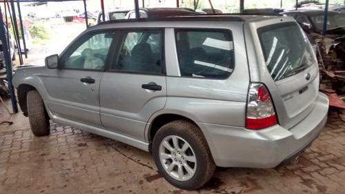 Sucata Batidos Peças Subaru Forester Lx 2.0 16v H4 2007