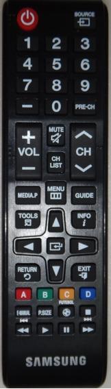 Controle Remoto Tv Led Samsung Bn98-04686a Original