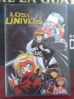 Dvd Lost Universe