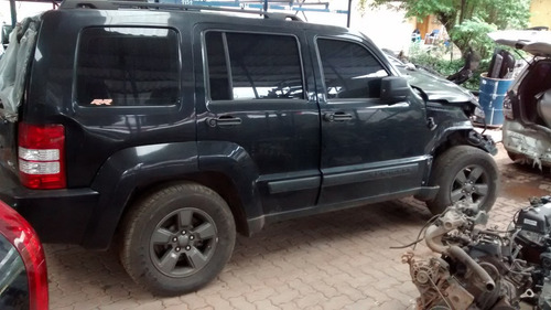 Imagem 1 de 11 de Sucata Batidos Peças Jeep Cherokee Sport 3.7 V6 2005/2008