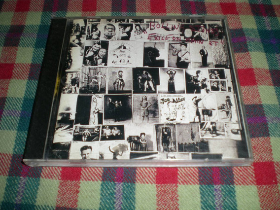 The Rolling Stones / Exile On Main St - Usa - H3