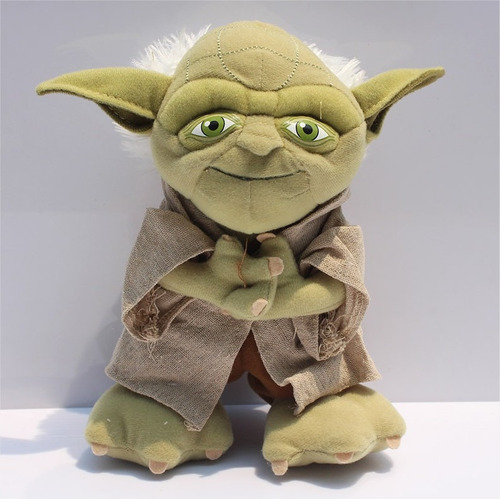 Mestre Yoda Frete Gratis Star Wars 22cm Pronta Entrega