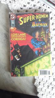 Hq Super-homem 15 - Super Homem/batman Lois Lane Envenenada