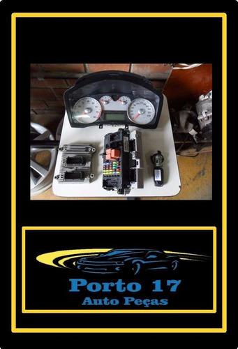 Imagem 1 de 7 de Kit Modulo Injeção Fiat Stilo 1.8 8v 2008