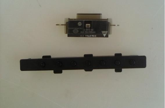 Teclado E Sensor Tv Buster Hbtv-32l07hd