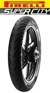 Pneu Pirelli Super City 100 90 18 56p Tras Fazer 150/cg 150
