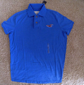 Camisa Polo Hollister - Real Imports
