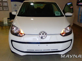 Volkswagen Up Move 2017 Vw 0km Blanco 5 Puertas