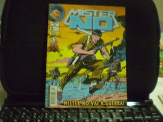 Hq Mister No Nº 9 Ano 2003 Raríssima