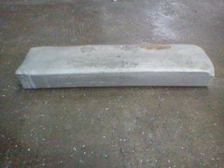 Aluminio 1ra Lingote De 5 Kg $125 El Kg Compra Minima 100 Kg