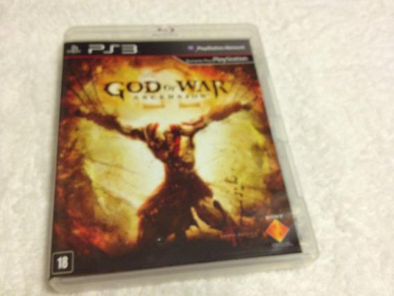 God Of War Ascension (jogo Em Português)