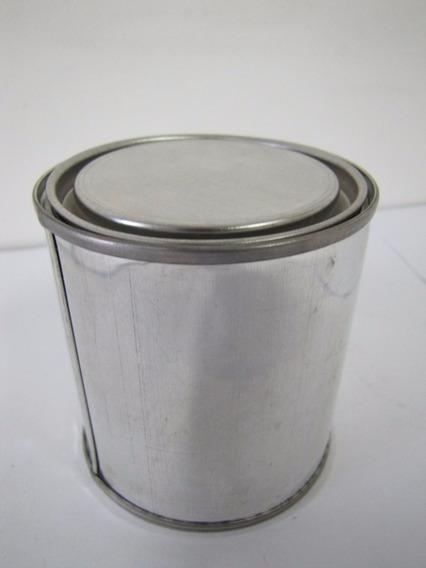 Envase Hojalata X 1/4 Litro Con Tapa X 108 Unidades