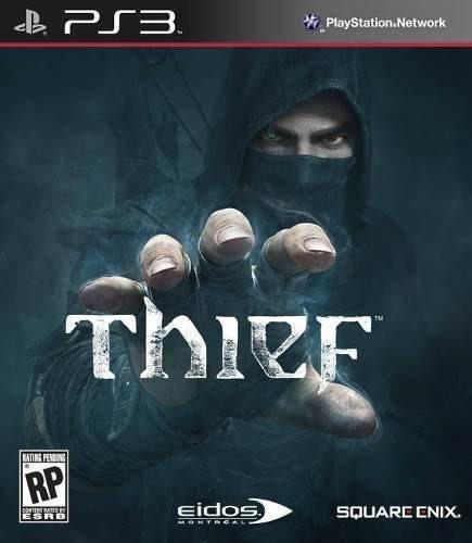 Thief Ps3 Play 3 #frete Grátis #