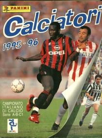 Kit Pack De Até 4 Figurinhas Brilhantes Calciatori 1995/96