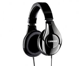 Headphone Shure Srh240a Srh-240 Na Loja Cheiro De Música