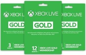 Xbox Live Gold A Tan Solo 5,500.oo Colones !!! Costa Rica