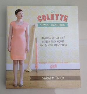 The Colette Sewing Handbook Aprende A Coser Libro En Inglés