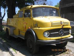 Mercedes Benz 1113 Ex Bombero Sin Documentacion Liquidoo!!!!