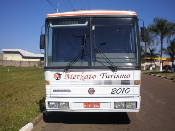 Onibus Scania De 50 Lugares A Venda