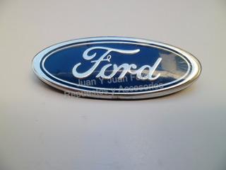 Insignia Emblema Ovalo Panel De Cola De Ford Falcon 78/91!!