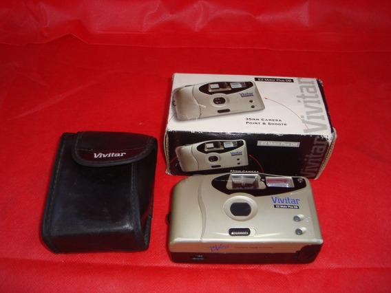 3 Câmeras Fotográficas Antigas Canon, Yashica E Vivitar