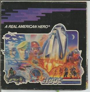 Gi Joe / Catalogo / Usa / Año 1987 / Hasbro /