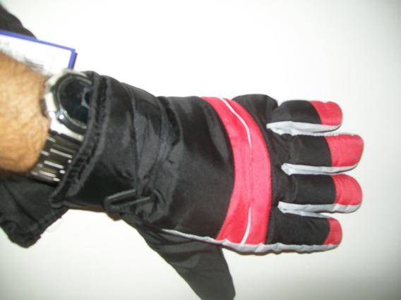 Luva Para Motociclista Bike - Proteção Ao Frio E Segurança