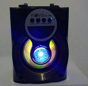Caixa De Som Bluetooth Amplificada Portátil Barato Speakers
