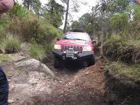 Jeep Gran Cherokee Lista Para La Aventura