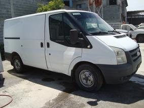 Transit 2008 Diesel 4-cilindros