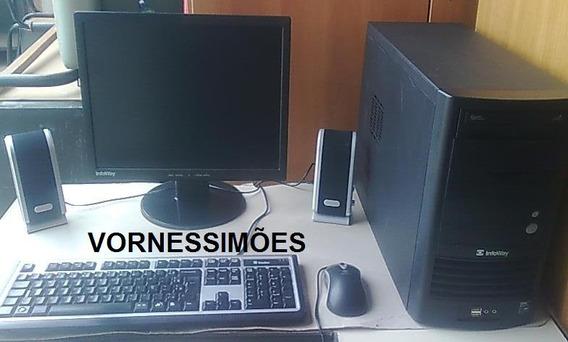 Computador Phenon 2 3,0 Ghz Mem 4 Gigas Hd320 Mon. Digital+