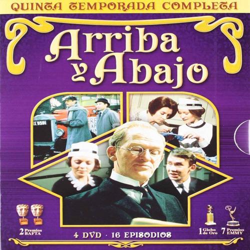 Arriba Y Abajo (upstairs & Downstairs) 5° Temporada!! (pal)
