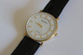 Relógio Philip Persio Quartz Importado Modelo B909-impecavel