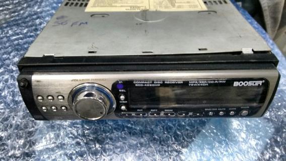 Autoradio Toca Cd Booster Com Defeito