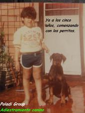 Adiestramiento Canino Uba. Poladi Group Damián Poletto