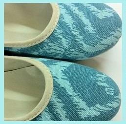 Chatitas Verde Aqua Super Livianas - La Diosa Shoes
