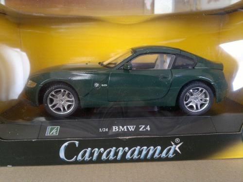 Bmw Z4 -  Scala 1:24 Cararama