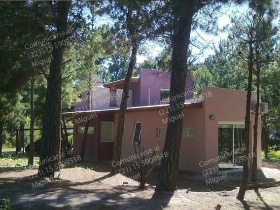 Alquiler Casa Mar De Las Pampas.